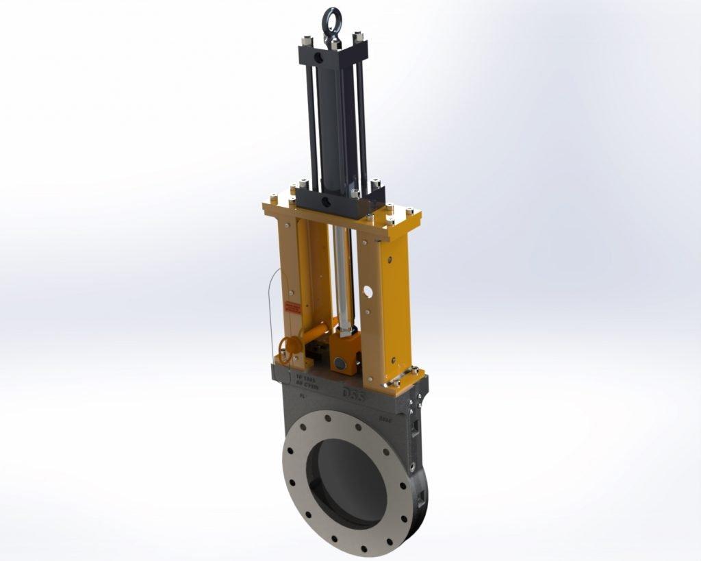 DSS Hydraulic Cylinder