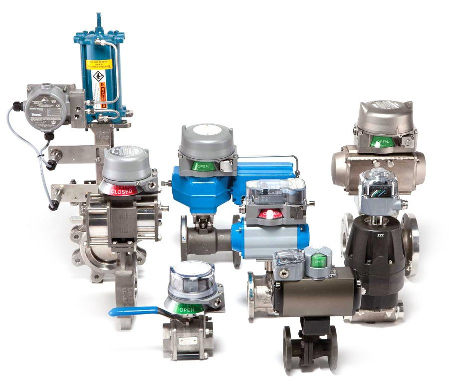 StoneL Valve Communication Solutions-Products